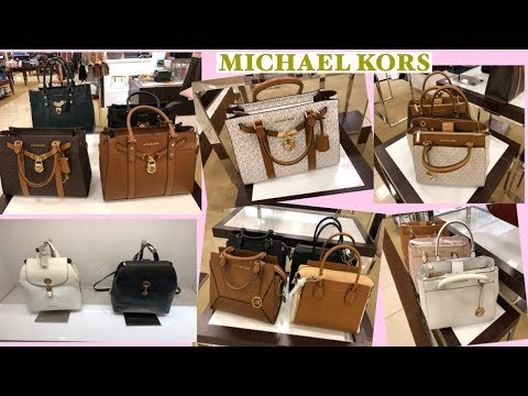 MICHAEL KORS New Handbags And Green Bags Collection #September2019| What's New In MICHAEL KORS