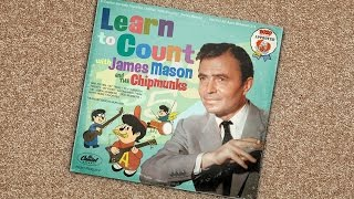 Learn to count with James Mason and The Chipmunks - Preston & Steve's Daily Rush