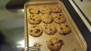 THM chocolate chip cookies- So good!!