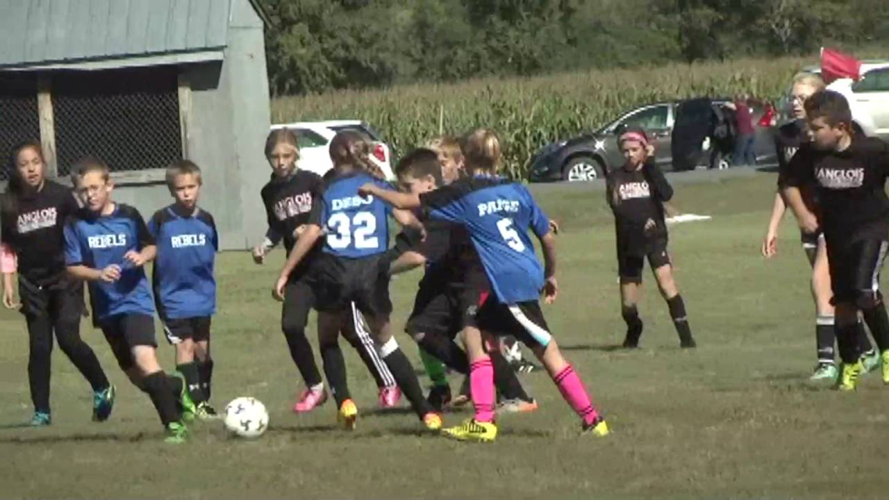 Champlain - Rouses Point Pee Wees  9-24-16