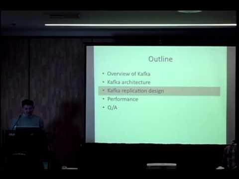 Intra-cluster Replication in Apache Kafka