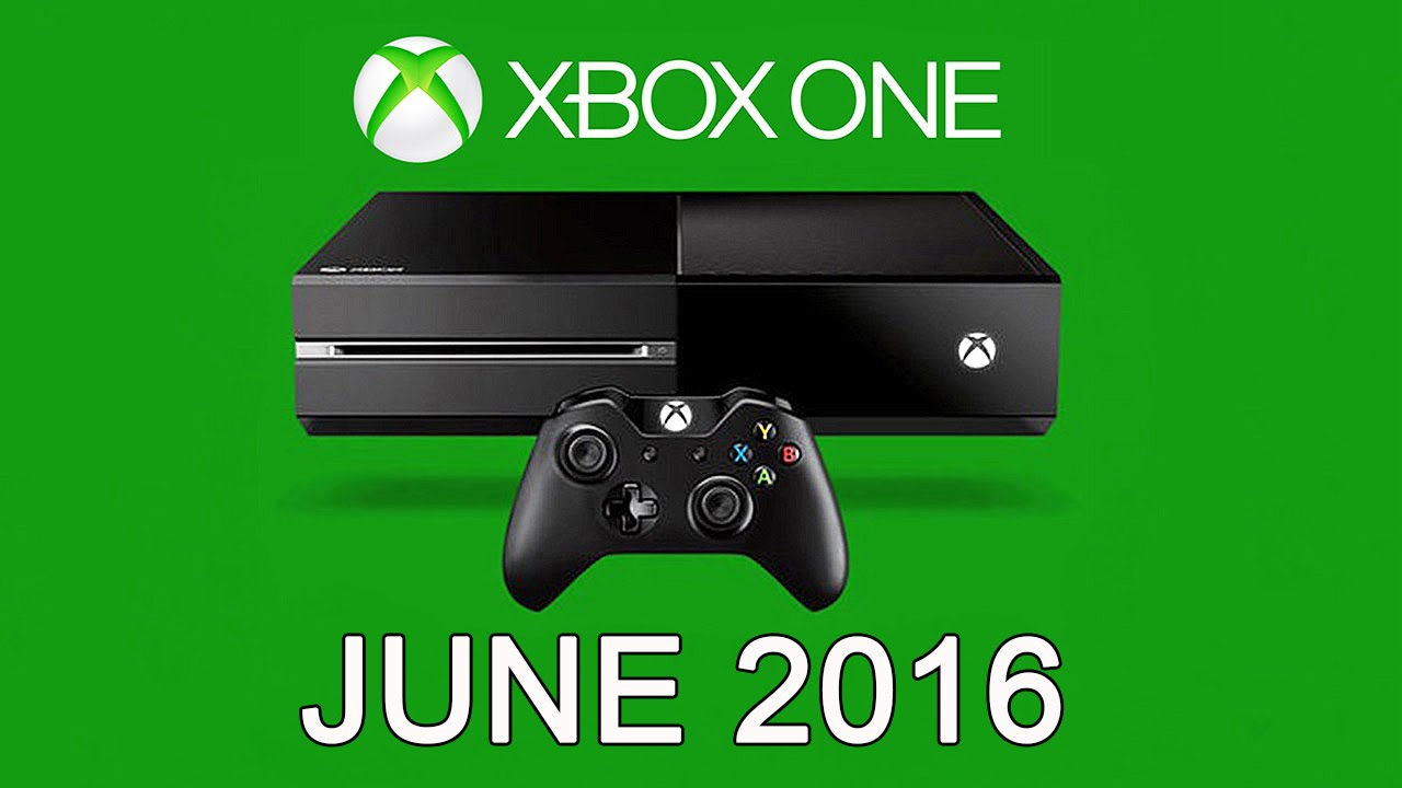 XBOX ONE Free Games - June 2016