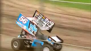 8 25 18 Sprintcars Johnny Key @ Ocean Speedway  Part 1