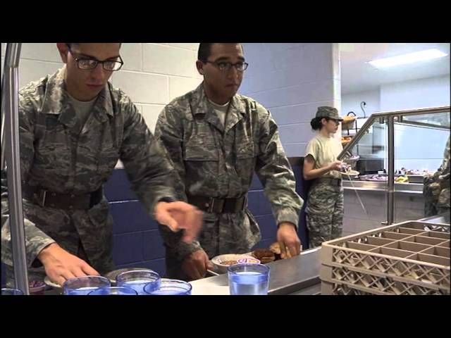 Air Force Basic Training Gets New Barracks
