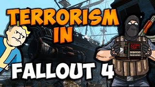 Terrorism in Fallout 4