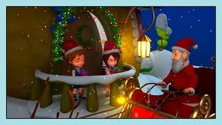 Halloween and Christmas Songs Collection for Kids | Xmas Songs for Children + More Nursery Rhymes 🎅