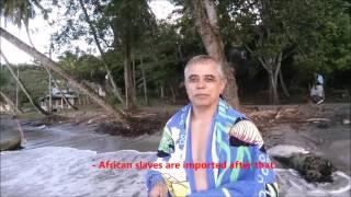 St Lucia Avliyo Lusiya oroli Karib dengizi 1 qism остров Св Люсии 1-часть