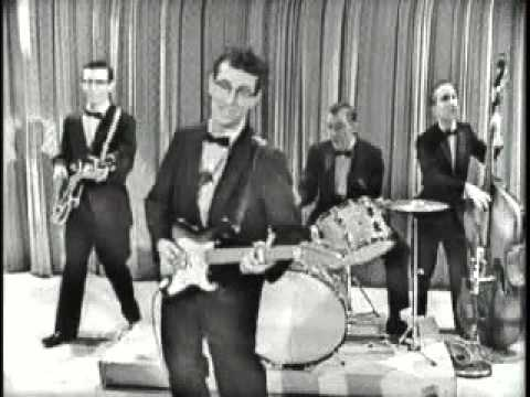 Buddy Holly & The Crickets - That'll Be The Day (1957)