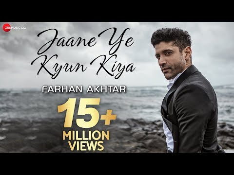 Jaane Ye Kyun Kiya | Official Music Video | Farhan Akhtar & Rochak Kohli