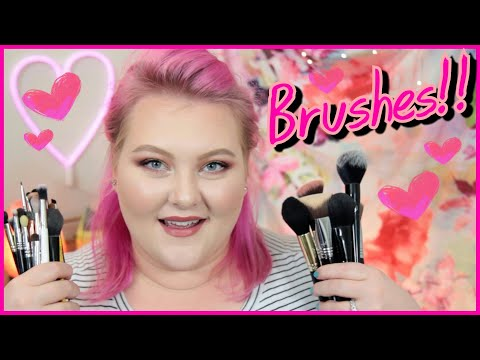 My Favorite & Most Used Brushes!! // Affordable Brushes I LOVE!!  | Lauren Mae Beauty