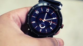 WatchOut Wearables Smartwatch Gen 2 Review - Jazz Black