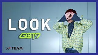 """GOT7 _ """"LOOK' DANCE COVER BY XP-TEAM Russel (Short Cover)"""