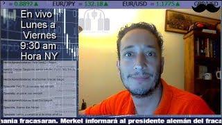 Punto 9 - Noticias Forex del 20 de Noviembre del 2017