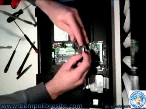 How to disassemble packard bell laptop youtube - Batterie packard bell easynote lj65 ...