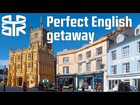 Perfect English Winter Break - Cotswolds Cirencester & Bibury