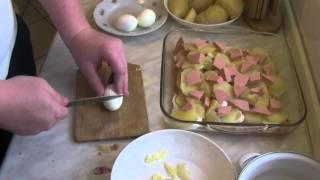 Rakott krumpli Tutorial