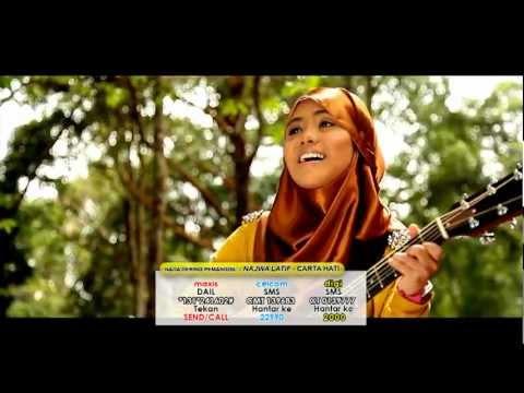Najwa Latif - Carta Hati (OFFICIAL VIDEO CLIP - HD + LIRIK).flv