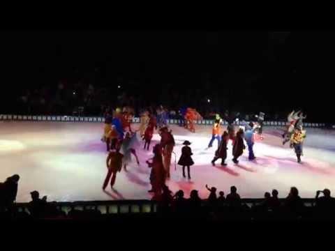 Disney on Ice 2014 @ The Arena At Gwinnett Center
