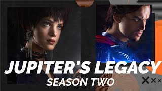 Jupiter s Legacy Season 2 Predictions Theories What To Expect