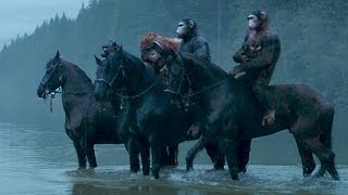 Repeat youtube video [Ultra HD] DAWN OF THE PLANET OF THE APES Trailer 2
