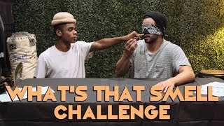 What's That Smell Challenge   David López