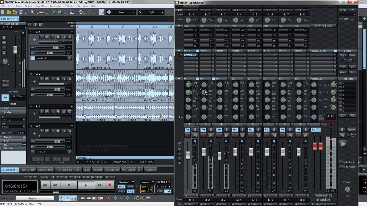 magix samplitude music studio mx gratuit