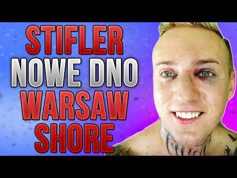 STIFLER, CZYLI NOWE DNO WARSAW SHORE XD