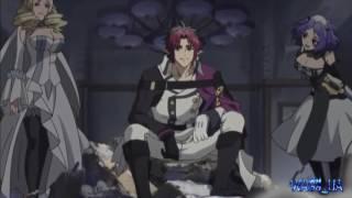 AMV Seraph Of The End 2   Yu vs  Crowley   Owari no Seraph 2 クローリー・ユースフォード 検索動画 14