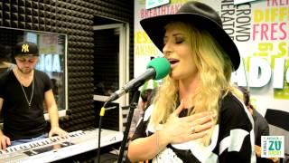 Delia - Doar pentru tine (Live la Radio ZU)