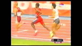 Antonio Reina Gran Premio San Sebastian 2003 800 m l