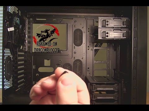 How to build a Gaming PC in the ThermalTake Core X31 (1 of 2)