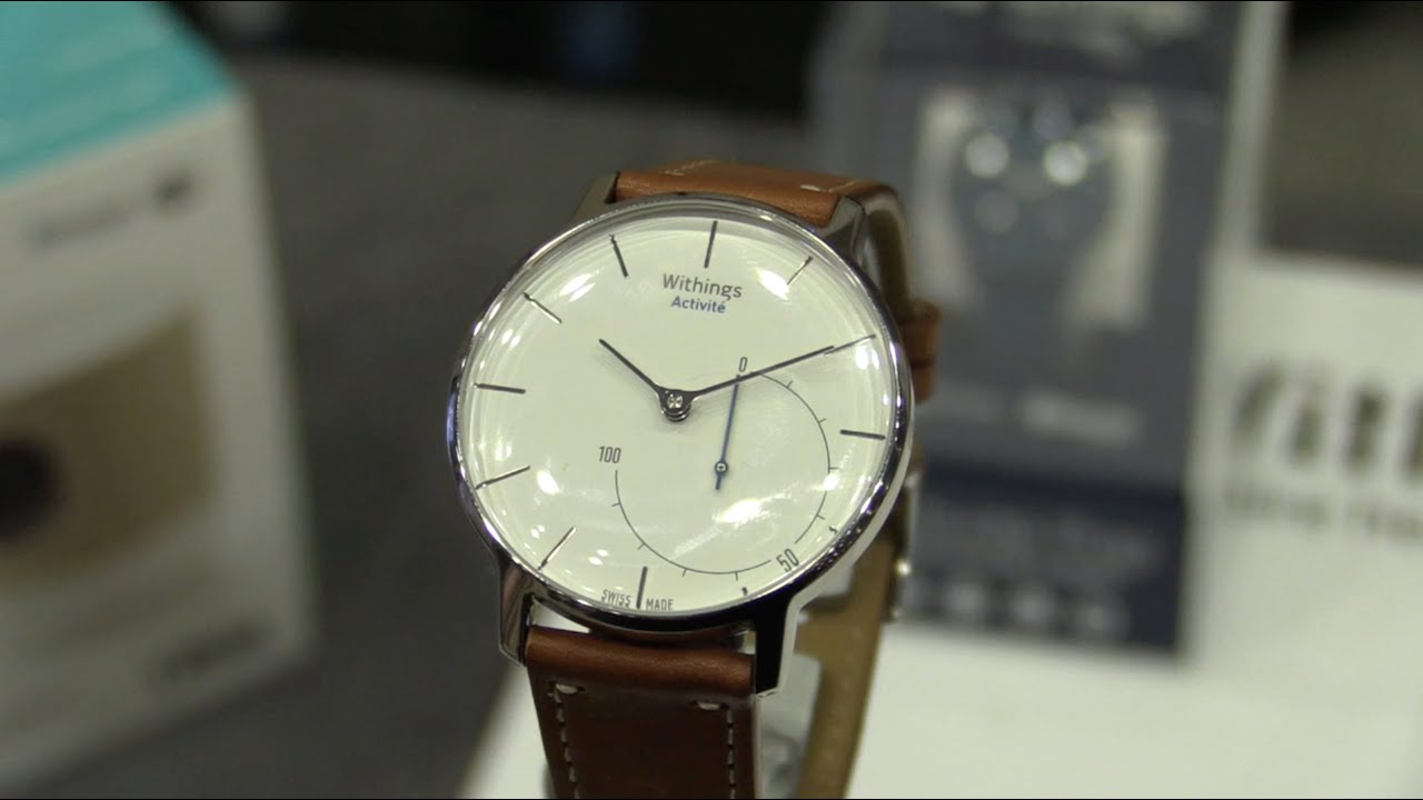 Withings Activité Swiss Made Smartwatch