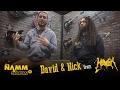 Capture de la vidéo Nick & David From Havok At Namm Show 2017