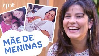 Samara Felippo desabafa sobre seus partos e fala sobre representatividade | Boas Vindas