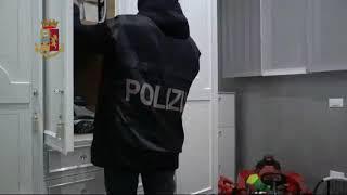"Palermo: operazione ""Lampedusa"", 15 arresti per droga"