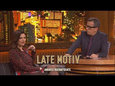 LATE MOTIV - Laura Pausini enseña el italiano | #LateMotiv43