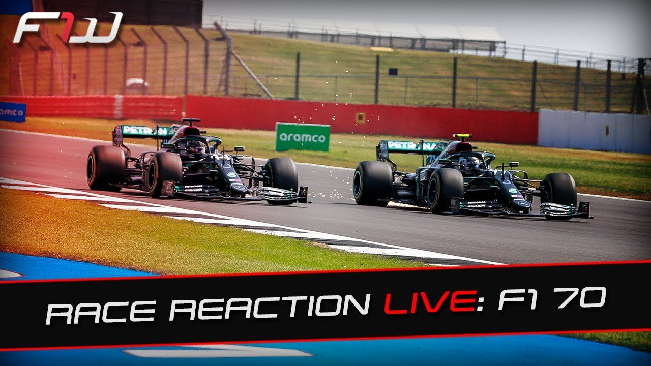 70th Anniversary Grand Prix: Race Reaction