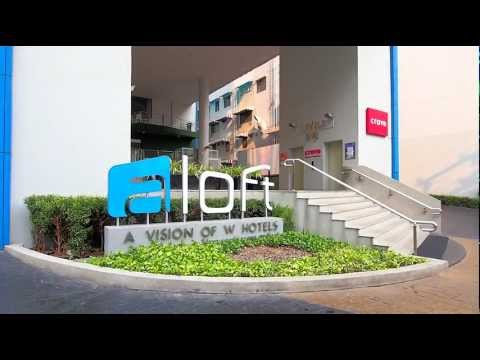 Aloft Bangkok Hotel, Thailand - Hotel Video Guide