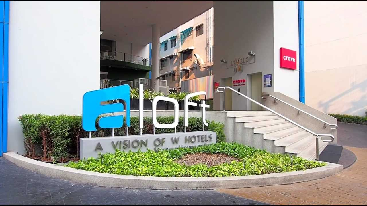 Image result for aloft bangkok