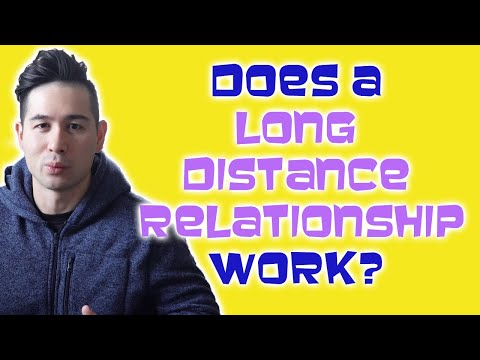dating long distance relationship work