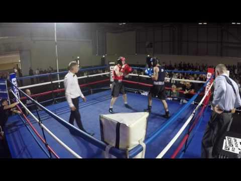 Ultra White Collar Boxing | Peterborough | Ring 3 | Samuel Ford VS Josh Bird