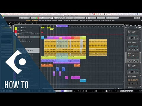 How to Work with the Range Editing Tool in Cubase | Q&A with Greg Ondo