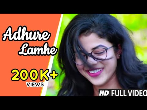 A Sad Love Story - | Aadhure Lamhe | - By Musicbook
