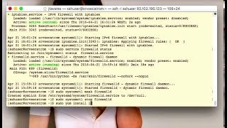 CentOS 7   Firewall e Iptables