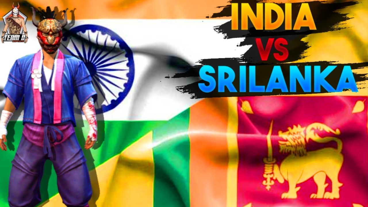 INDIA Vs SRILANKA | 🇱🇰Srilankan Teams will think twice before challenging Team D 🔥