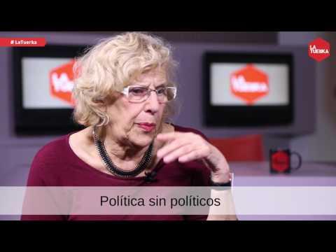 La Tuerka - Entrevista a Manuela Carmena