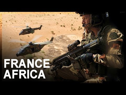 French military operations in Africa