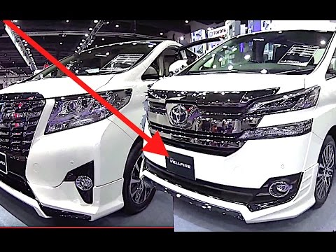 all new alphard vs vellfire kelebihan dan kekurangan grand veloz and 2017 most luxurious expensive toyota vans