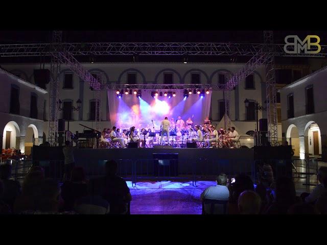 Conga del Fuego Nuevo - Banda Municipal de música de Berja