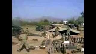 PAKISTAN ARMY, ARTELLERY FIRE..